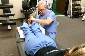 AMWC Physical Therapy - Ankle