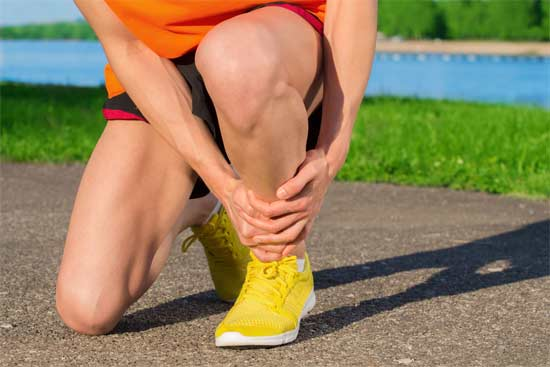 AM&WC treats all types of sport related injury.