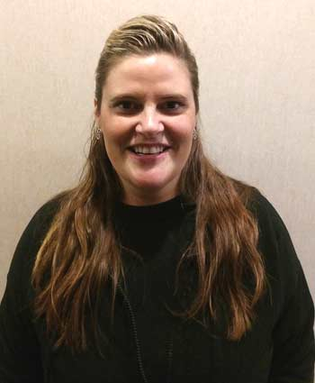 AMWC Staff Massage Therapist - Angie Boyd